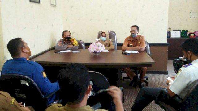 Pemerintah Daerah Kabupaten Sinjai Mempersiapkan Agenda L Penyekatan Dalam Rangka Mengantisipasi Arus Mudik Lebaran