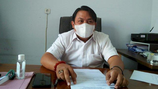 Kepala Bidang Sumber Daya Air, Dinas PUPR Sinjai Andi Sarifuddin