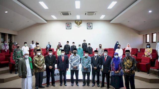 Danny Lantik Pimpinan Baznas Kota Makassar, Ini Nama-namanya