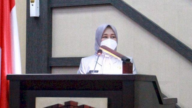 Walil Wali Kota Makassar, Fatmawati Rusdi.