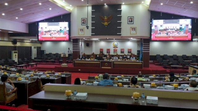 19 Anggota DPRD Sulsel Belum Lapor LHKPN, KPK Beri Atensi