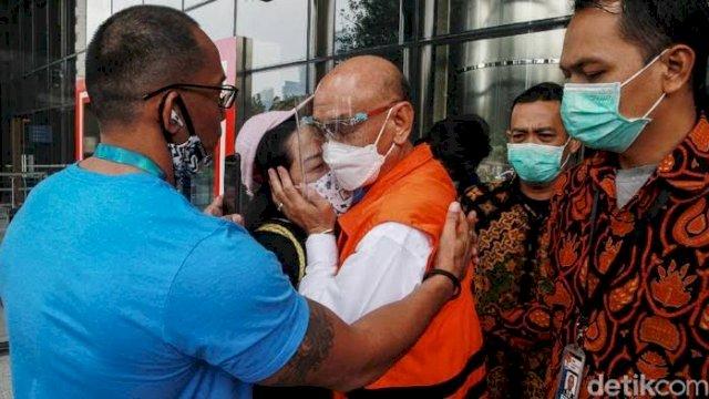 Penahanan Agung Sucipto Dipindahkan ke Lapas Kelas I Makassar