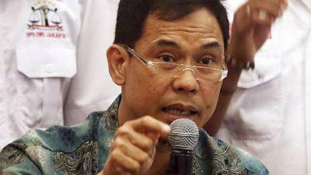 Mantan Sekjen FPI Munarman