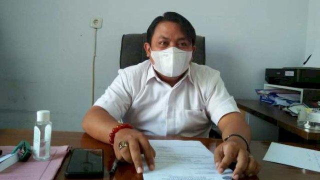 Kepala Bidang Sumber Daya Air Dinas PUPR Sinjai Andi Sarifuddin