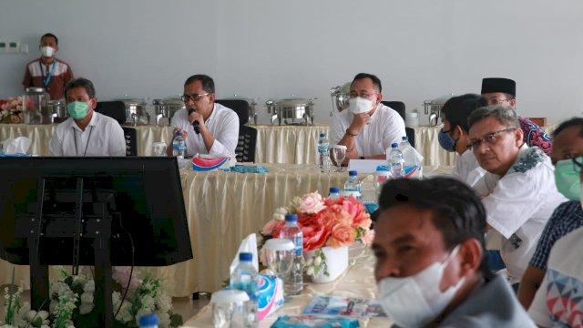 Pemkot Makassar dan Pelindo IV Ketemu Bahas Kelanjutan Proyek Strategis Nasional MNP