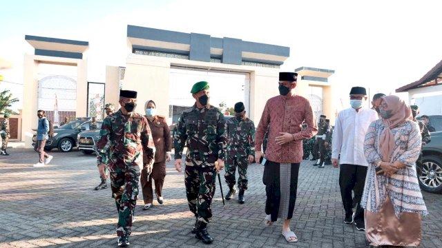 Kompleks Makam Sultan Hasanuddin Diperbaiki