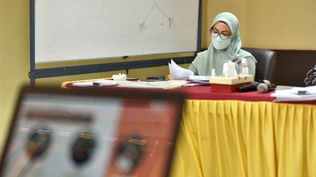 Uji Peserta Latsar CPNS Indah Harap Kembangkan Aktualisasi di Lingkup Kerja