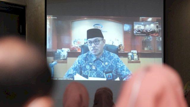 45 Auditor Inspektorat di Kabupaten Gowa Dituntut Pahami Manajemen Risiko