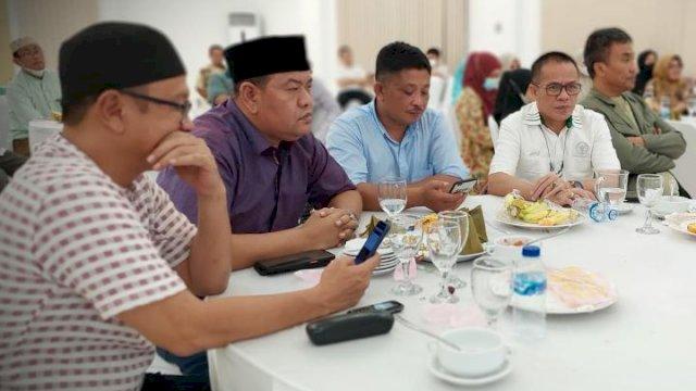 Kawal Skenario Kemenangan, Imam Fauzan AU Kumpul Pimpinan DPC