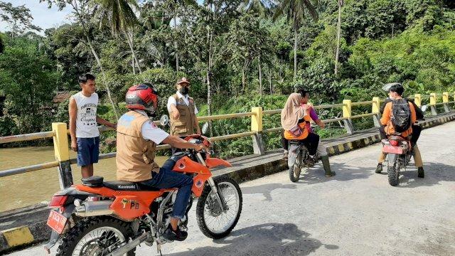 Kondisi Hulu Sungai Baliase Normal, Kalaksa BPBD Minta Warga Tenang dan tidak Panik