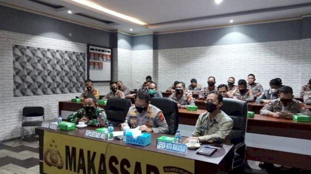 Hadiri Peluncuran Pelayanan Polri 110, Sekda Kota Makassar Apresiasi Kinerja Kapolri