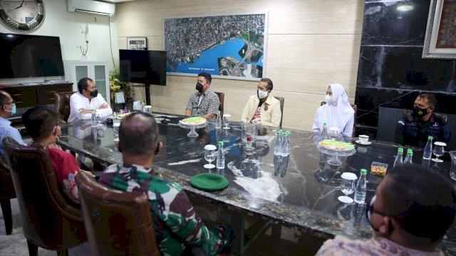 Danny Support Paskibraka Makassar Lolos ke Tingkat Nasional