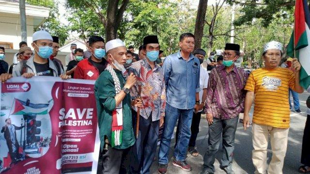 Aksi sejumlah anggota dewan di Kabupaten Bulukumba, Sulawesi Selatan.