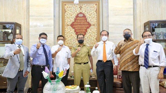 Wali Kota Makassar Bersama GMTD Bincang Santai Bahas Jejak Sejarah Masa Lampau