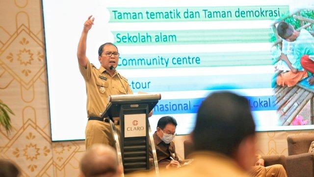 Wali Kota Danny Cetuskan 9 Tahun Merdeka Belajar, Minta Semua Warga Makassar Harus Sekolah