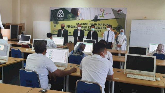 UIN Alauddin Diminati 18.985 Calon Mahasiswa Baru Pada UM-PTKIN 2021
