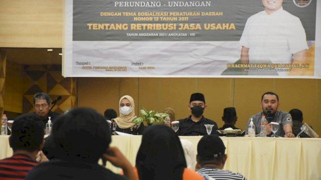 RTQ Sosialisasikan Perda 13 taken 2011