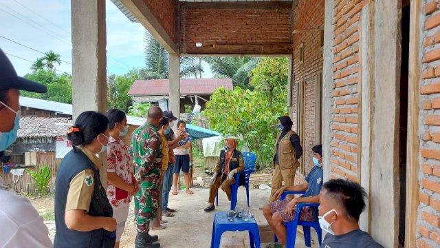 8 Warganya Terpapar COVID-19, Camat Perempuan Ini Aktif Sosialisasi Protokol Kesehatan