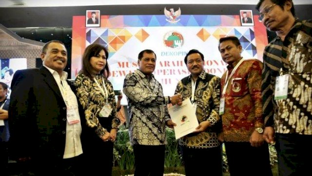 Final, PN Makassar Putuskan NH Ketua Umum Dekopin Sah