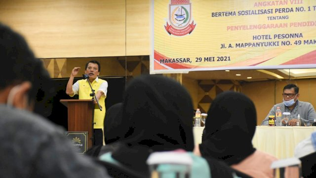 Wahab Anjurkan Revisi Perda Nomor 1 Tahun 2019
