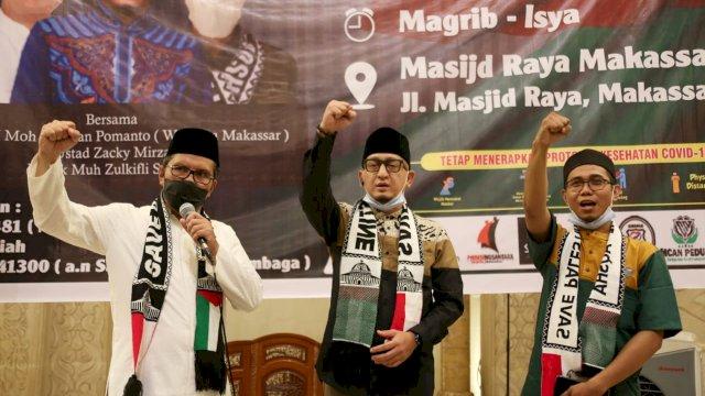 Wali Kita Makassar Danny Pomanto
