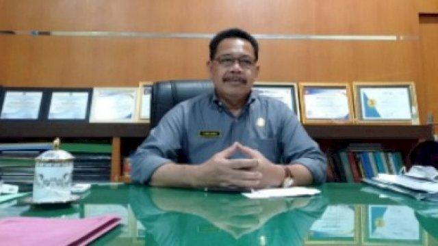 Kepala Kantor Kementerian Agama Kabupaten Sinjai Drs.H.Abd Hafid Talla.