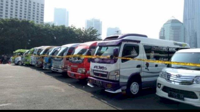 Deretan Mobil Travel yang Dilarang Mengangkut Penumpang Mudik