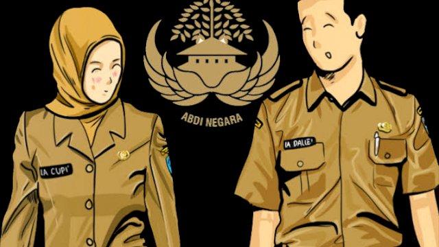 """Meski 97 Ribu PNS """"Bodong"""" Pemerintah Tiap Bulan Bayar Gaji"""