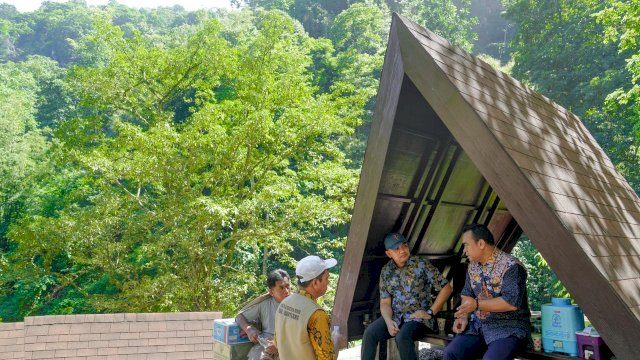 Disuntik Rp2 M, ini Fasilitas Wisata yang Akan Hadir di Air Terjun Bissappu