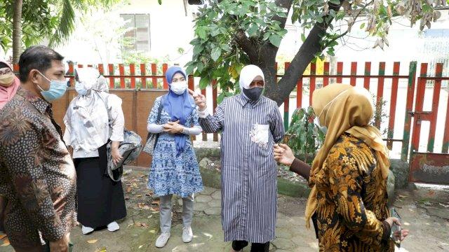 Ketua TP PKK Kota Makassar yang juga selaku Bunda Paud Kota Makassar, Indira Yusuf Ismail lakukan peninjauan gedung eks UPTD Dinas Pendidikan Kota Makassar. Peninjauan awal dilakukan di dua titik lokasi yakni di Eks UPTD Kecamatan Mamajang dan Eks UPTD Kecamatan Manggala.
