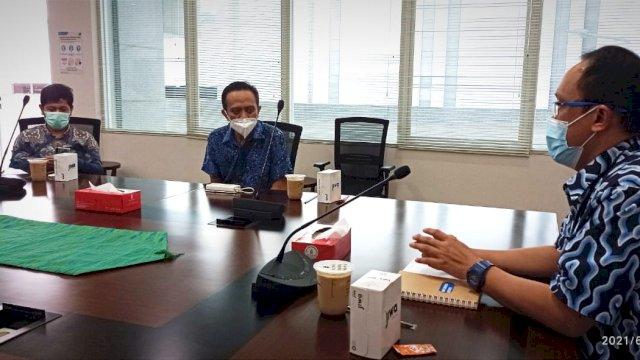 Deputi Direktur BI Perwakilan Sulsel Kagumi Cara Kerja Baruga Pasar