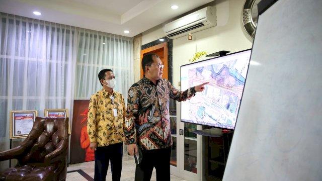 Makassar Bersiap Miliki Lintasan Kereta Api