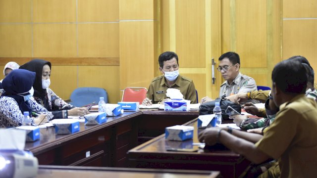 1.005 Huntap untuk Korban Banjir Bandang Luwu Utara yang Dibangun Pemerintah