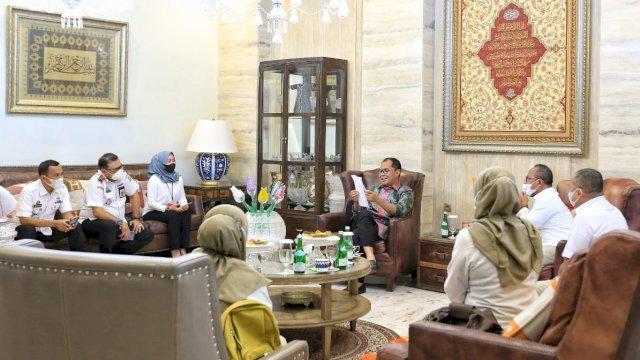 Bulog Sulselbar Kenalkan Beras Fortivit, Wali Kota Makassar Berikan Apresiasi