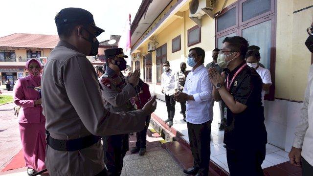 Kapolda Sulsel Kunker ke Luwu Utara, Wakil Bupati; Beliau Tamu Istimewa