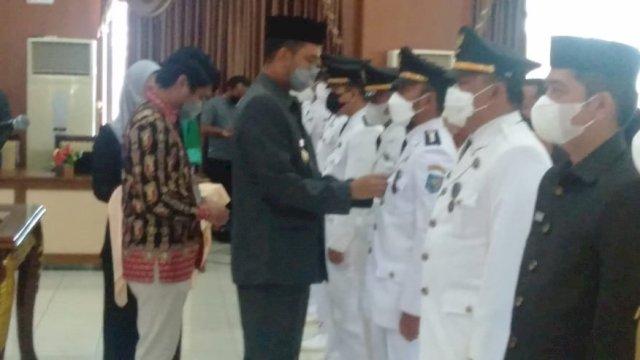 Bupati ASA Lantik 151 Pejabat Eselon III, IV dan Fungsional di Lingkup Pemkab Sinjai