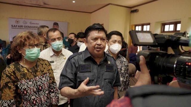 Azikin Solthan : Gemarikan Diharapkan Perbaiki Gizi dan Tekan Stunting