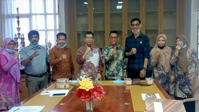 Komisi I DPRD Kolaka Utara Berkunjung ke Kampus UIN Alauddin, Bahas Kerja Sama