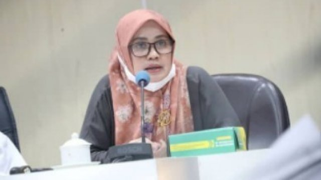 Wakil Ketua DPRD Makassar, Andi Suhada Sappaile. FOTO: IG/trotoar