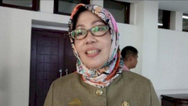 Ketua Tim Pelaksana Makassar Recover Andi Hadijah Iriani, (ist).