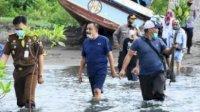 Ketua DPRD Sinjai Ikuti Baksos Penanaman 3.000 Pohon Mangrove
