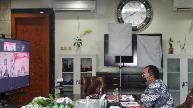 Ikuti Pembekalan Kepemimpinan, Danny Siap Jalankan Instruksi Mendagri RI