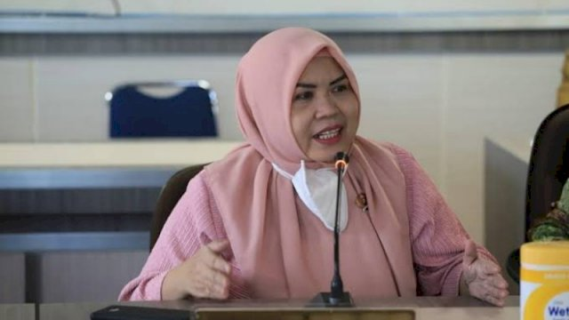 Andi Sugiarti Mangun Karim Tim Formatur DPW PPP Sulsel
