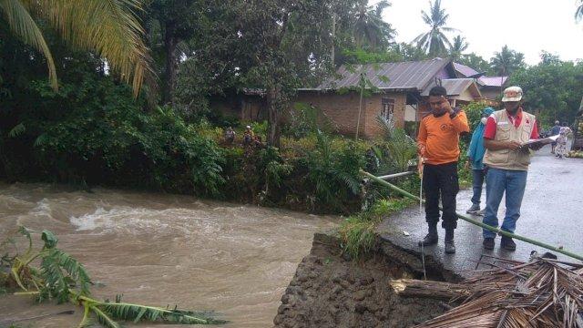 57 Hewan Ternak Dilaporkan Terseret Arus Sungai di Bulukumba