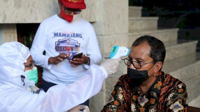 Keluarga Walkot Makassar Ikut Disasar Tim Detektor