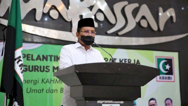 Wali Kota Makassar Danny Pomanto, (trotoar).