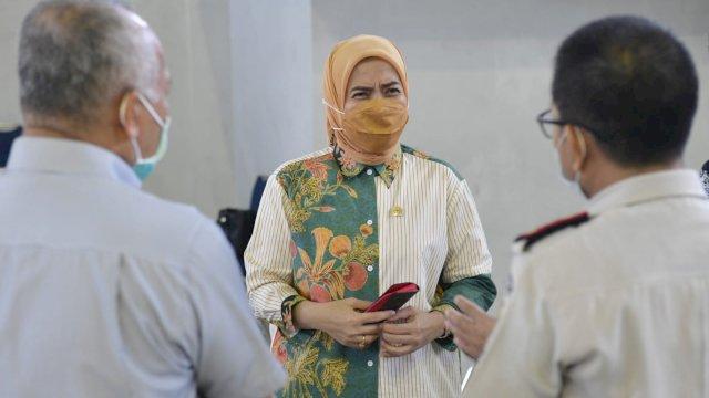 Anggota Komisi IX DPR RI Aliyah Mustika Ilham Angkat Bicara Soal keinginan pemerintah memberlakukan vaksin Berbayar kepada masyarakat yang ingin melakukan Vaksinasi Mandiri