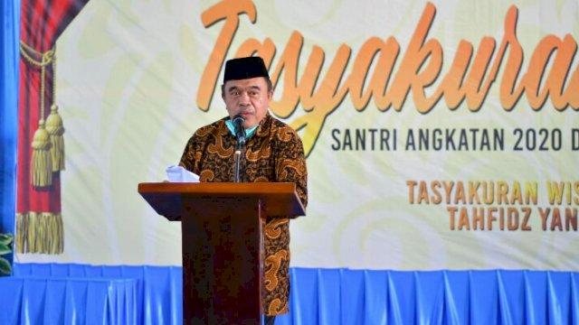 Pimpinan Ponpes Darul Istiqamah Puce'e Bangga dan Salut Program Tahfidz dari Bupati ASA