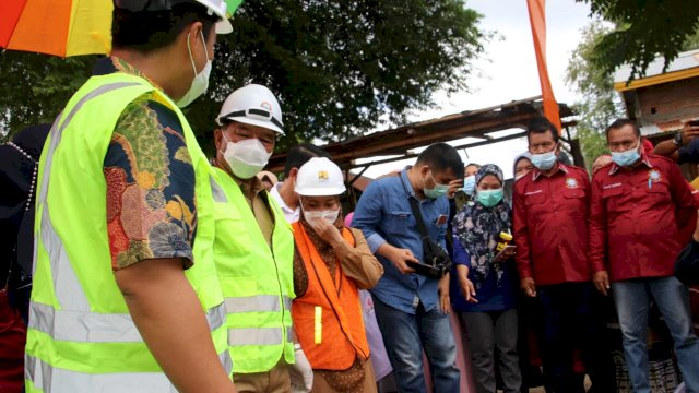 Kantor Wilayah Direktorat Jenderal Perbendaharaan Sulawesi Selatan melakukan penandatanganan Nota Kesepahaman tentang Peningkatan Kualitas Pengelolaan Keuangan Pemerintah Pusat dan Daerah, di Pendopo Rujab Bupati Bulukumba, Senin 12 Juli 2021.