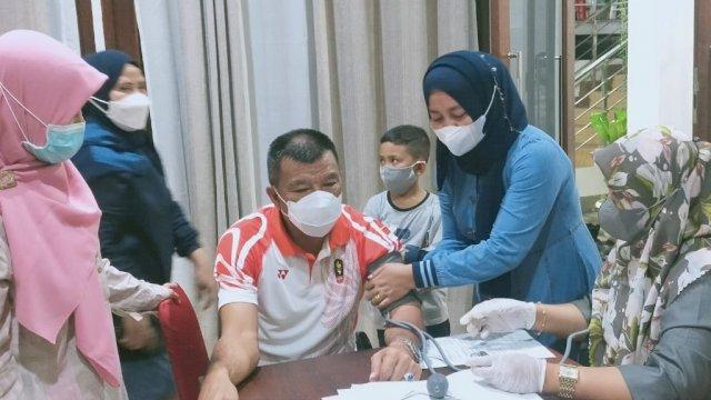 Sebagai pejabat publik Bupati Bulukumba Muchtar Ali Yusuf juga rentan terpapar virus Korona.